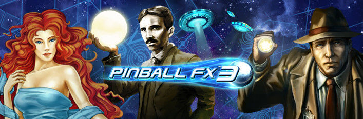 Pinball FX3: Zen Originals - Season 1 Bundle