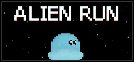 Alien Run Windows Front Cover