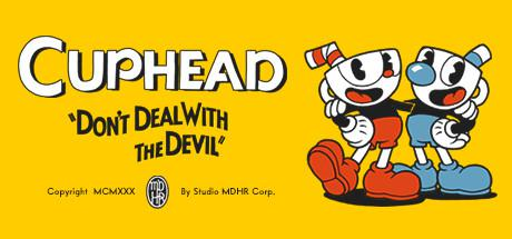 Cuphead Windows Front Cover