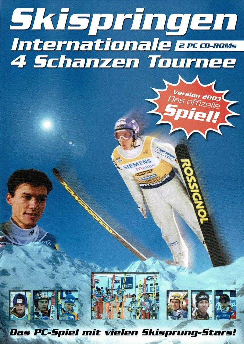 Skispringen: Internationale 4 Schanzen Tournee