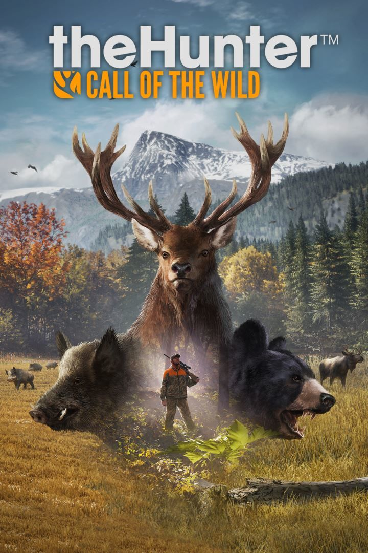 theHunter: Call of the Wild for Xbox One (2017) - MobyGames
