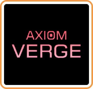 Axiom Verge Nintendo Switch Front Cover