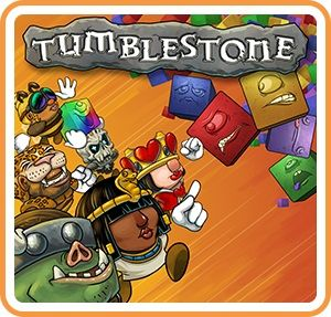 Tumblestone Nintendo Switch Front Cover