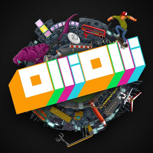 OlliOlli Android Front Cover