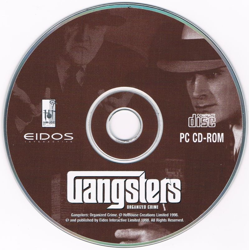 Gangsters: Organized Crime Windows Media