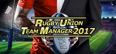 Rugby Union Team Manager 2017 Macintosh Front Cover