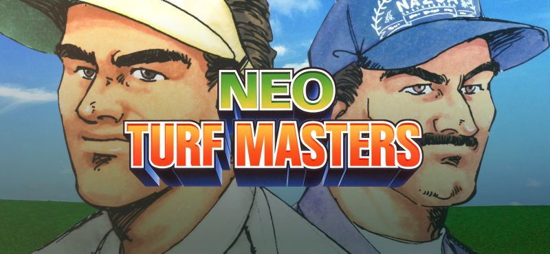 Neo Turf Masters Linux Front Cover