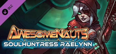 Awesomenauts: Soulhuntress Raelynn Linux Front Cover