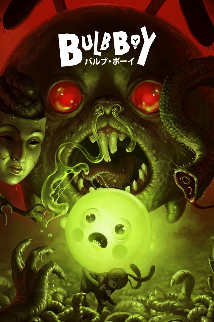 Bulb Boy Xbox One Front Cover