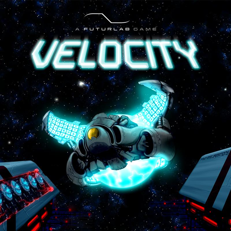 Velocity PlayStation 3 Front Cover