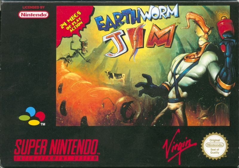 [JEU] QUESTION POUR UN GAMOPAT - Page 18 43082-earthworm-jim-snes-front-cover
