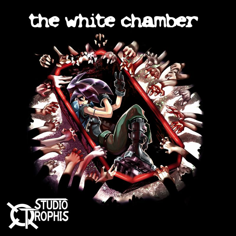 The white chamber Windows Front Cover