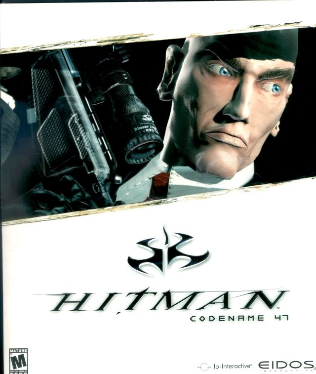 Hitman: Codename 47 Windows Front Cover
