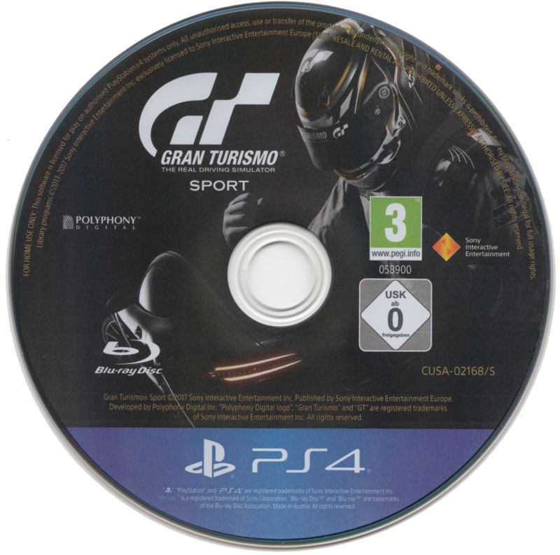 Gran Turismo Sport Collectorx27s Edition PlayStation 4 Media