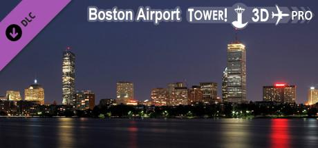 Boston Logan: Tower!3D Pro