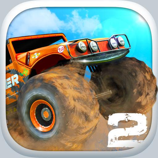 Offroad Legends 2 iPad Front Cover