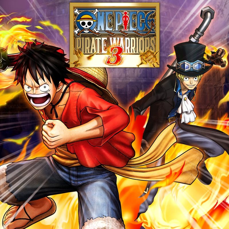One Piece: Pirate Warriors 3 (2015) PlayStation 3 Box