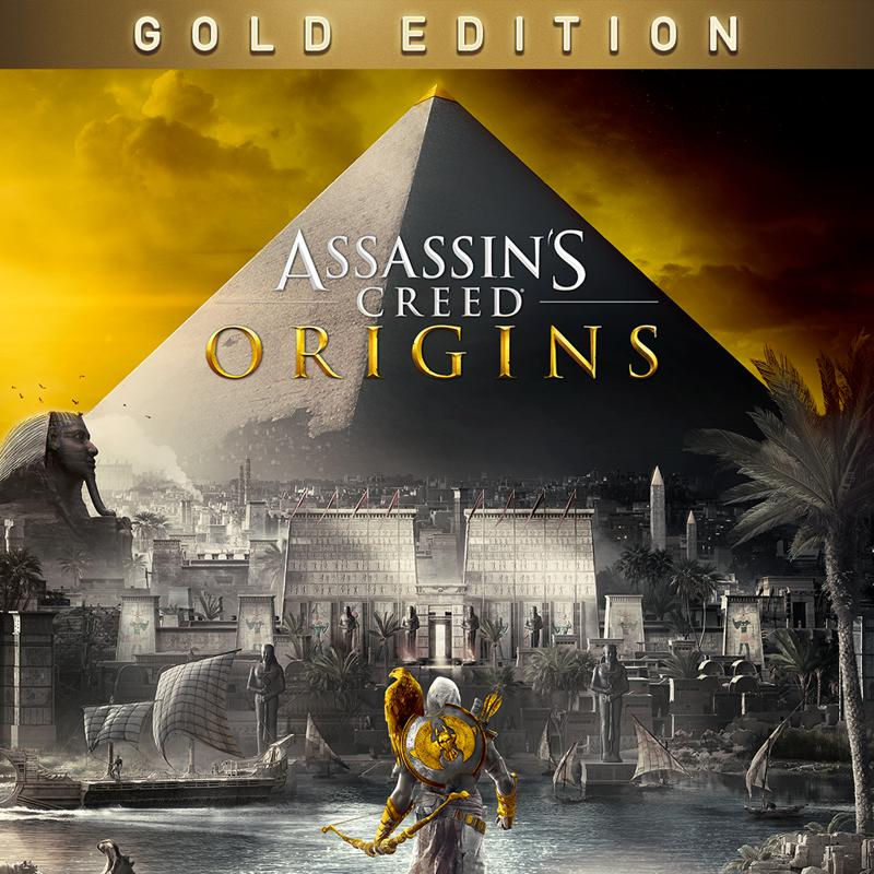 Assassin's Creed: Origins (Gold Edition) for PlayStation 4 ...