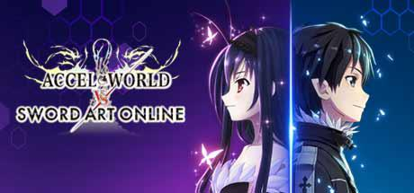 Accel World VS. Sword Art Online: Deluxe Edition Windows Front Cover