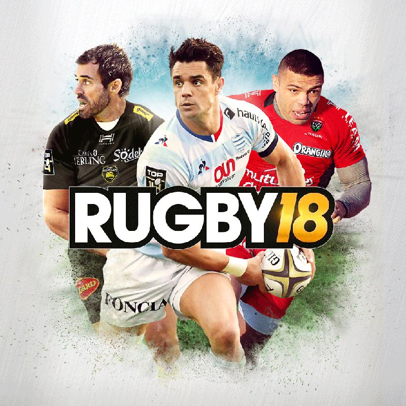 Rugby 18 (Day One Edition) For PlayStation 4 (2017