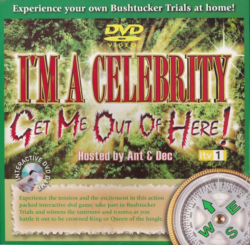 I'm A Celebrity Get Me Out Of Here! for DVD Player (2006