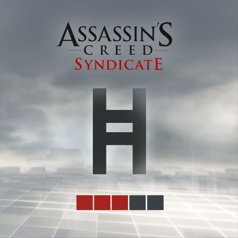 Assassin  x27 s Creed  Syndicate - Helix Credit Medium Pack PlayStation 4  Front fba9ae611db17