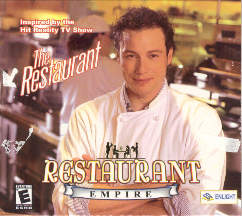 Restaurant Empire Windows Front Cover