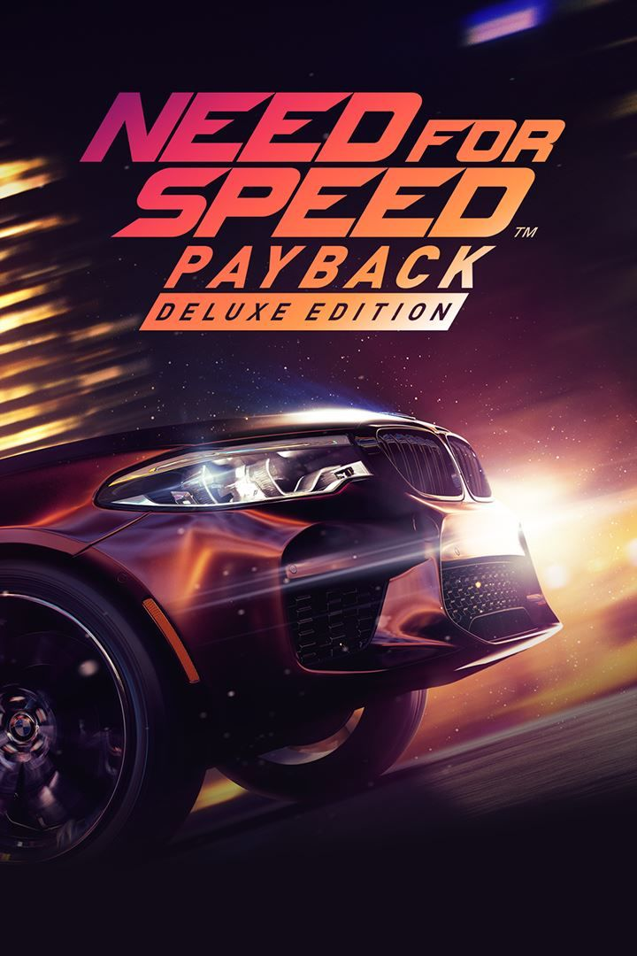 Need for Speed: Payback - Deluxe Edition | RePack By Xatab