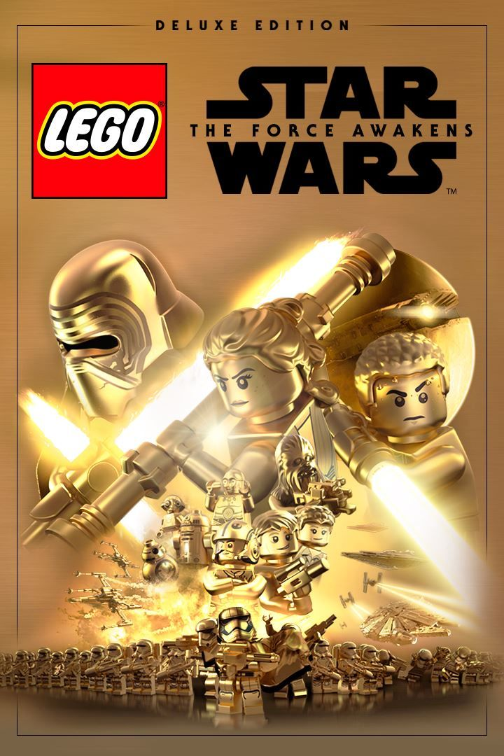 lego star wars the force awakens deluxe edition for