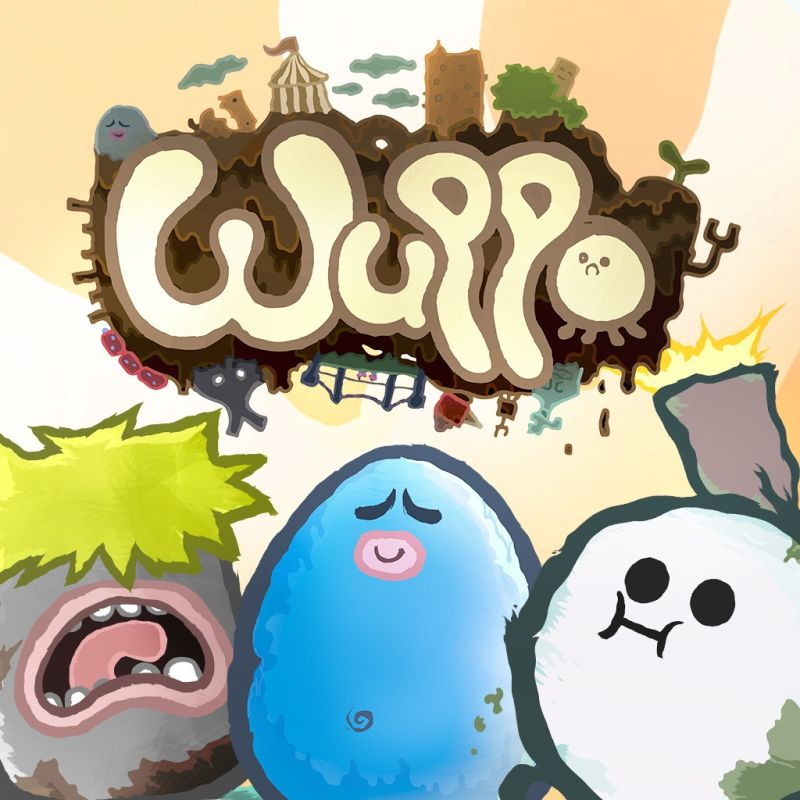Wuppo PlayStation 4 Front Cover