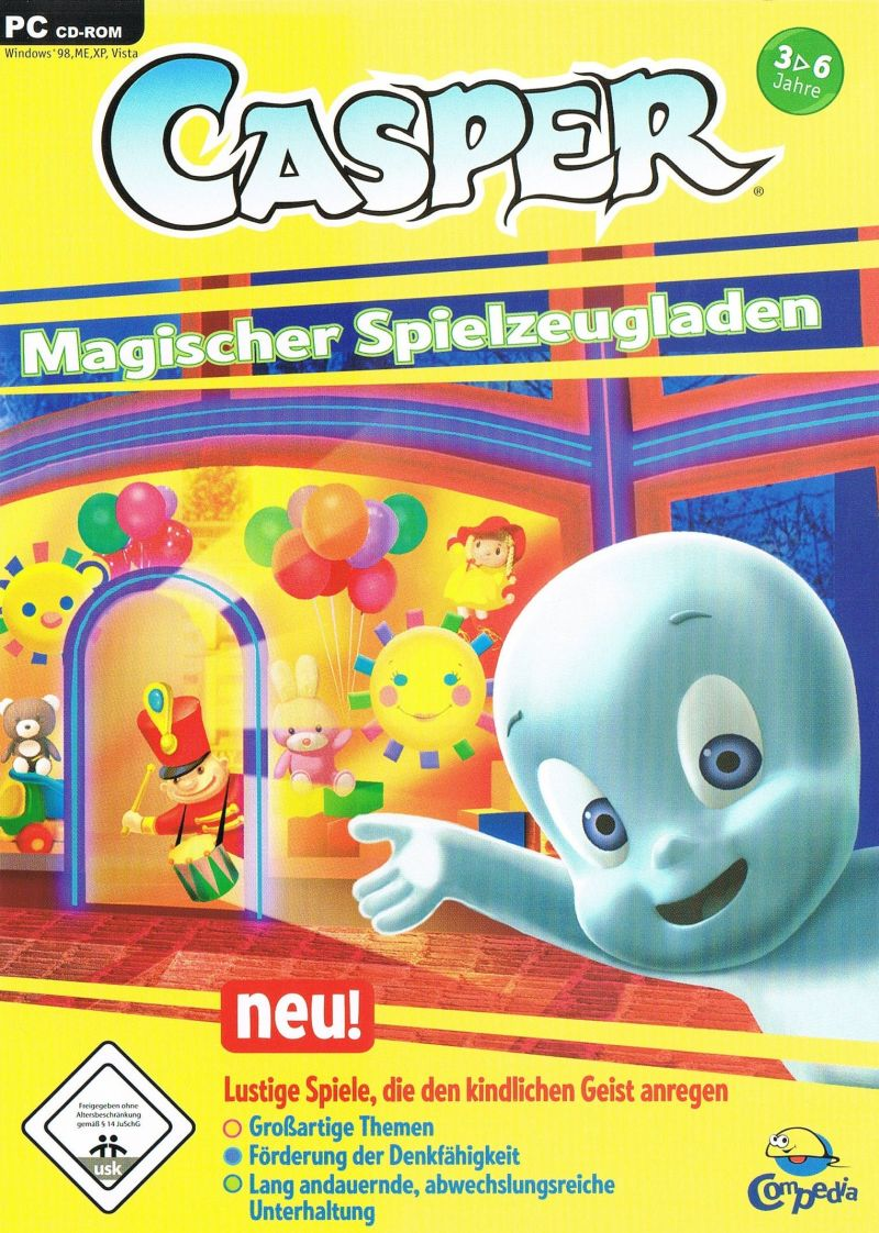 Casper: The Magical Toy Store