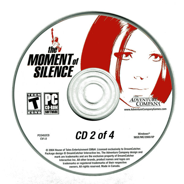 The Moment of Silence Windows Media Disc 2