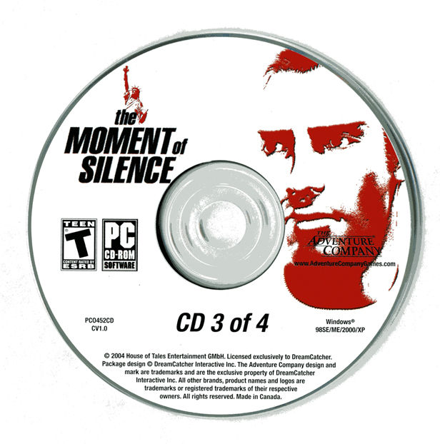 The Moment of Silence Windows Media Disc 3
