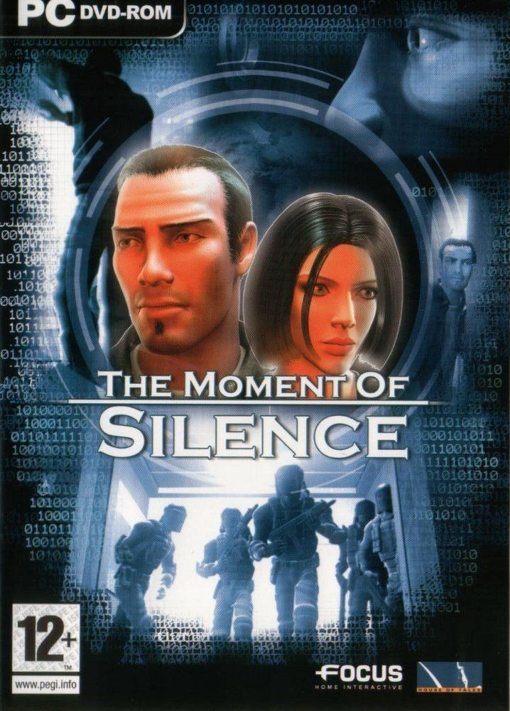 The Moment of Silence Windows Front Cover
