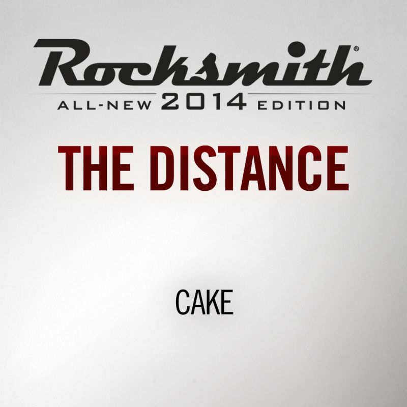Rocksmith: All-new 2014 Edition - Cake: I Will Survive 2014 pc game Img-1