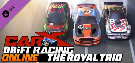 CarX Drift Racing Online: The Royal Trio