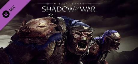 Middle-earth: Shadow of War - Slaughter Tribe Nemesis Windows Front Cover English version
