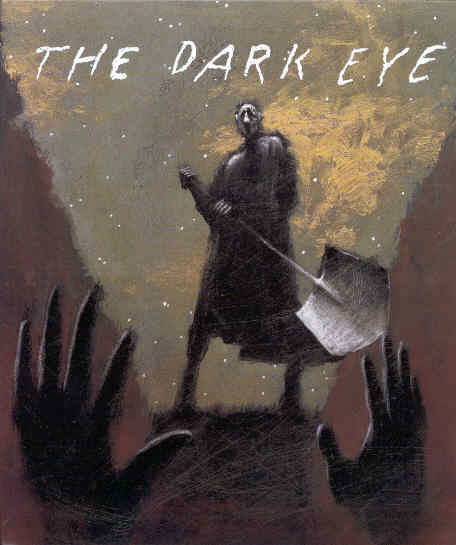 The Dark Eye Macintosh Front Cover