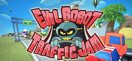 Evil Robot Traffic Jam HD