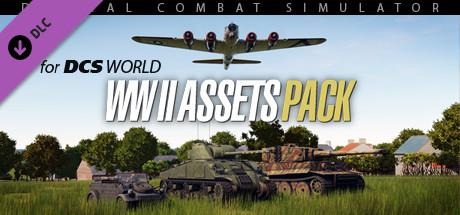 DCS World: World War II Assets Pack
