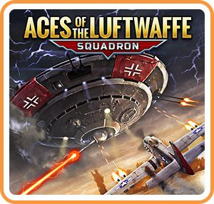 обложка 90x90 Aces of the Luftwaffe: Squadron