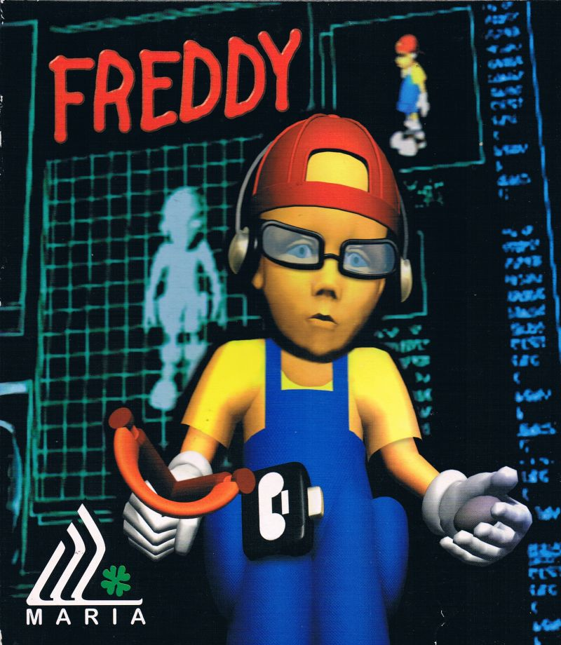 Freddy Windows Front Cover