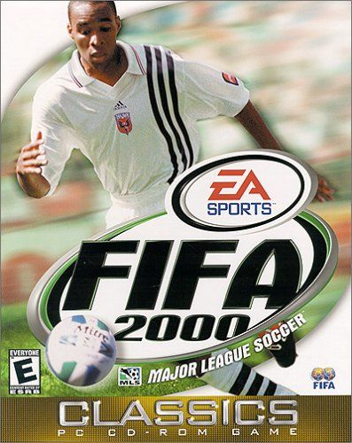 FIFA 2000: Major League Soccer Windows Front Cover