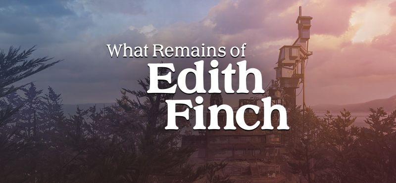 What Remains of Edith Finch Windows Front Cover
