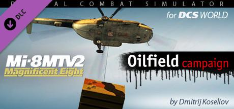 DCS World: Mi-8MTV2 - Oilfield Campaign