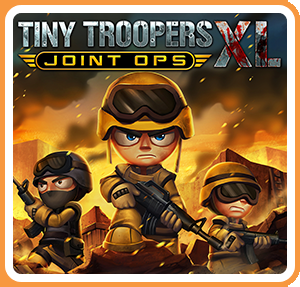 обложка 90x90 Tiny Troopers: Joint Ops XL