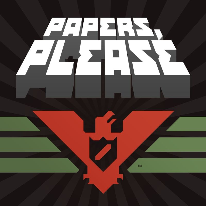 papers please 2014 ipad box cover art mobygames