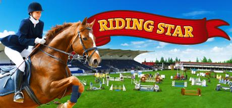 Riding Star Windows Front Cover