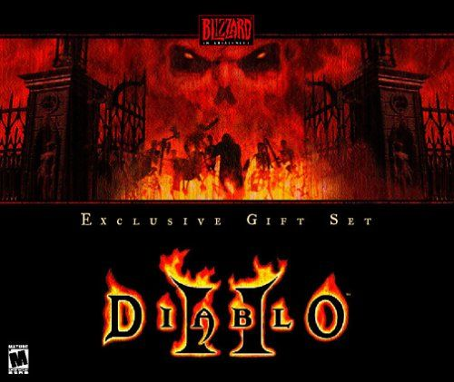 Diablo II (Exclusive Gift Set) Windows Front Cover