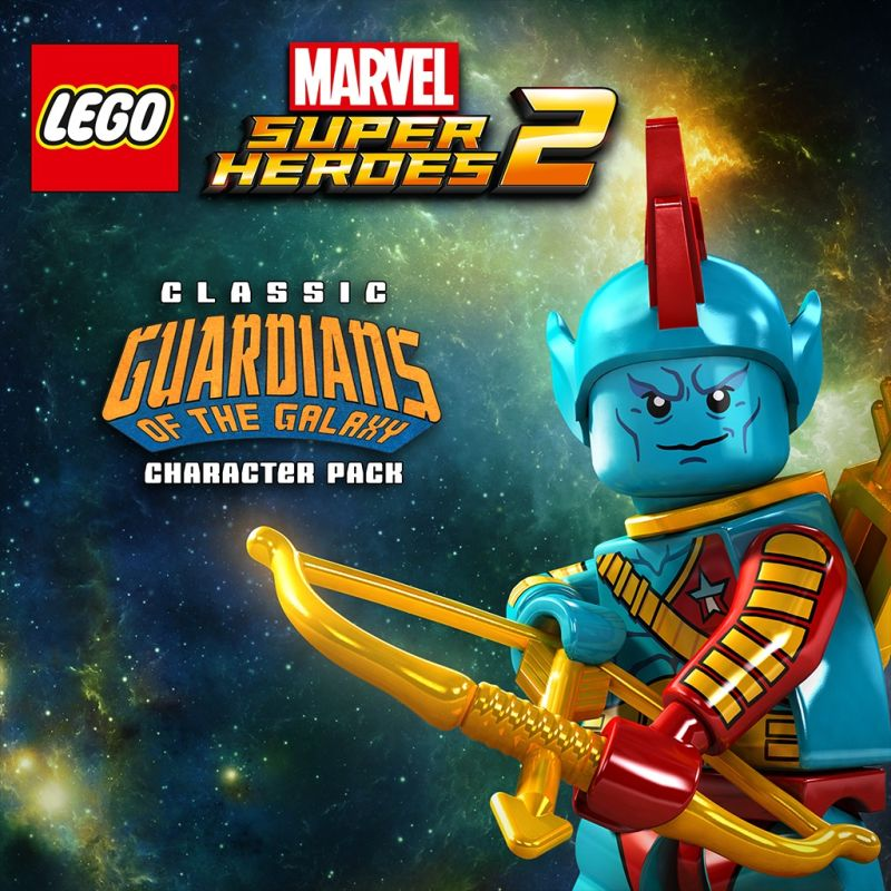 LEGO Marvel Super Heroes 2: Classic Guardians of the Galaxy ...